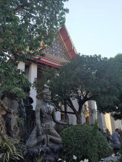 Wat Po Entrance