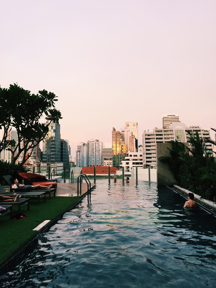 Hotel views. Credit: Tonia Wang Photography